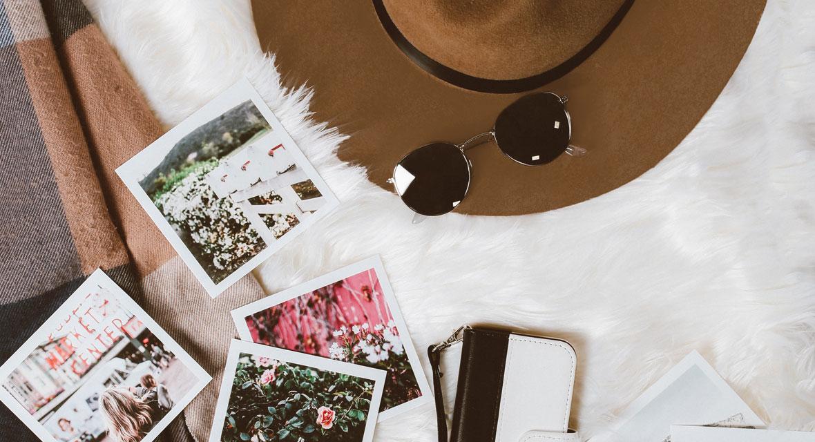 Ideen für Polaroids