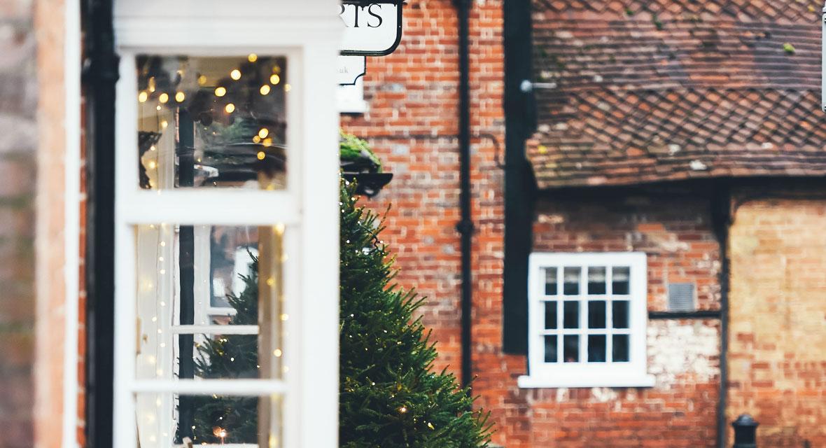 Die schönste Fensterdeko für Weihnachten