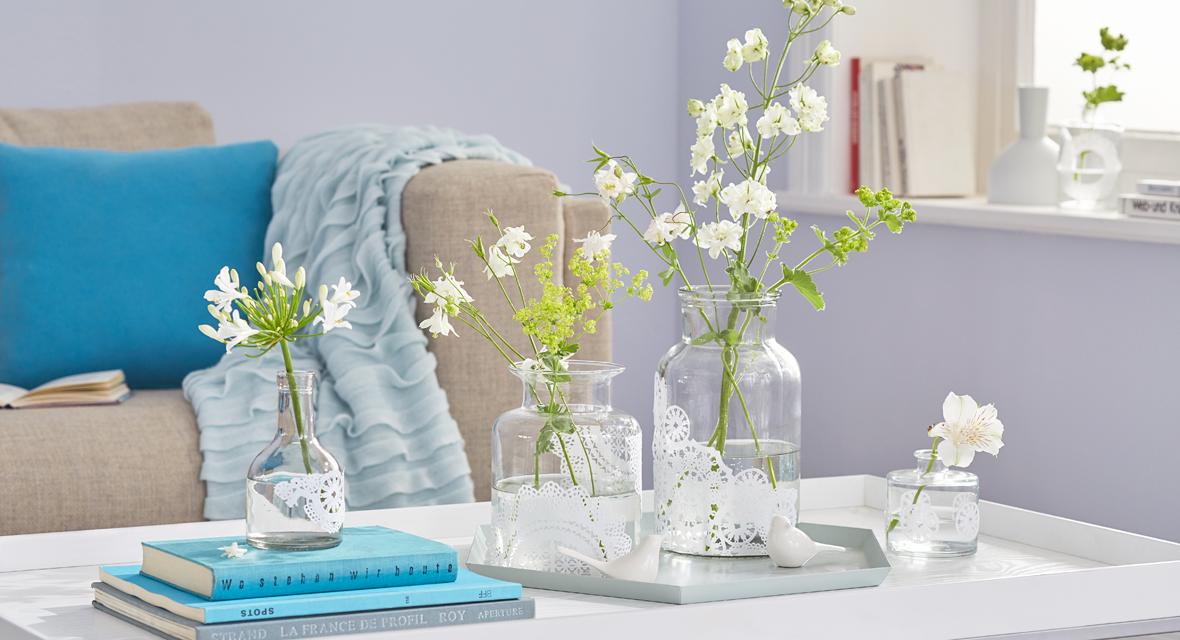 basteln mit plastikflaschen 3 s e ideen flaschen zu recyceln. Black Bedroom Furniture Sets. Home Design Ideas