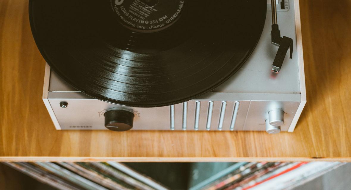 Basteln Mit Schallplatten 4 Kreative Ideen Zum Selbermachen