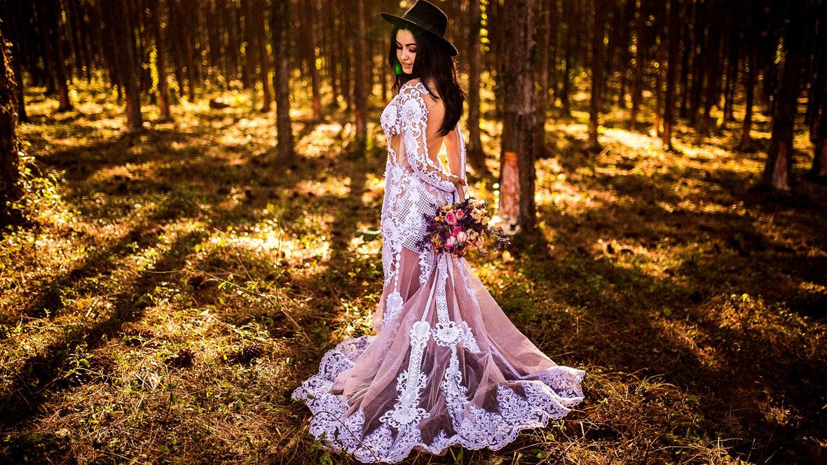 Spitze fürs Hochzeitskleid: Diese Stoffe eignen sich für den Traum in Weiß