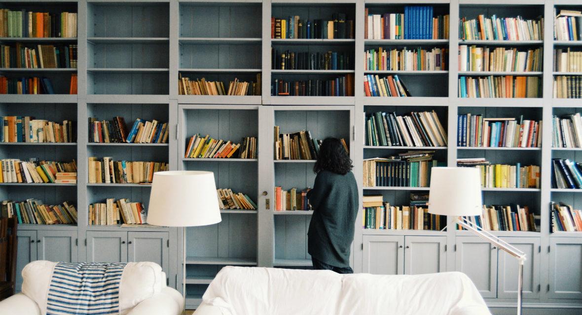 Die Aussergewohnlichsten Bucherregale Von Pinterest