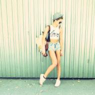 Frau macht mit hCG 21-Tage-Stoffwechselkur