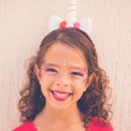 Kinderkostüme selber machen: Einhorn-Kostüm