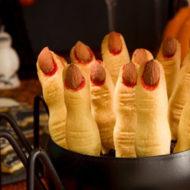 Halloween-Rezepte: süß und herzhaft