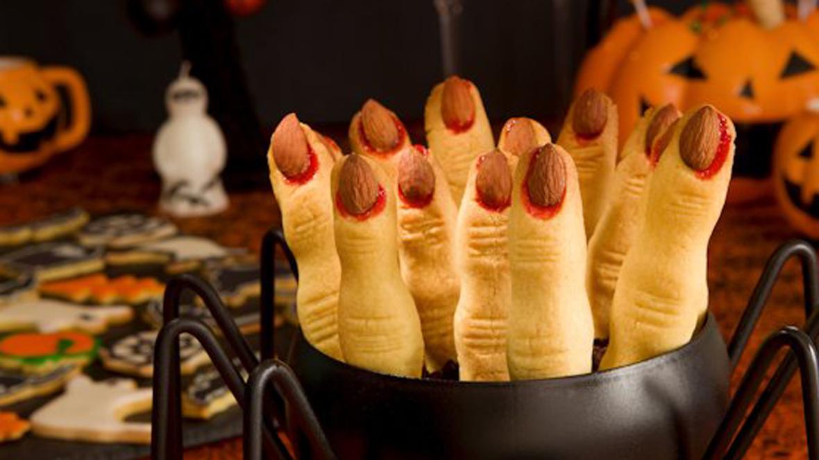 Halloween Ideen Essen