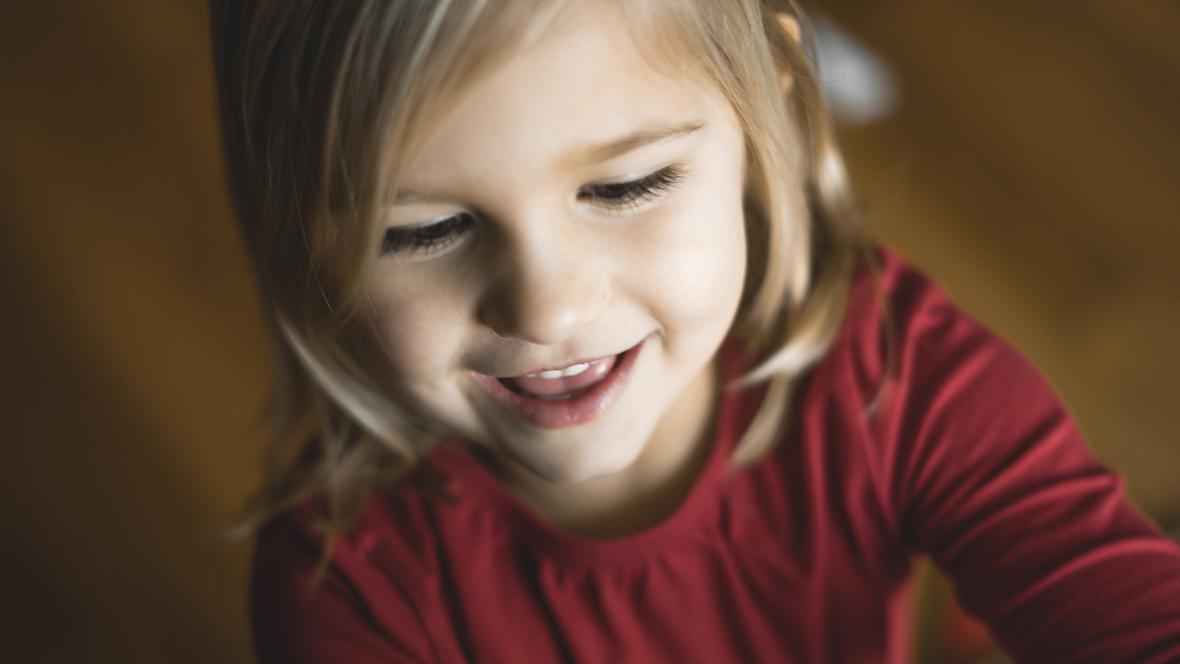 6-jähriges Mädchen