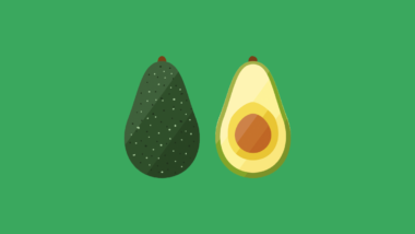 17. SSW: Dein Baby ist so groß wie eine Avocado