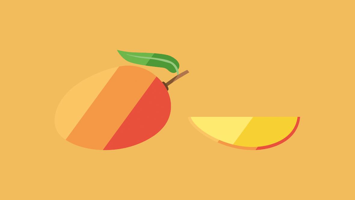 21. SSW: Dein Baby ist so groß wie eine Mango