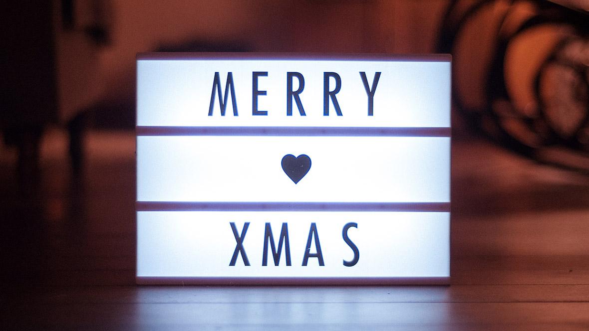 Frohe weihnachten sprachen der welt