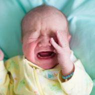 Wie viel Schreien ist bei Babys normal?