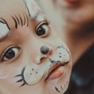 Halloween Schminkidden für Kinder