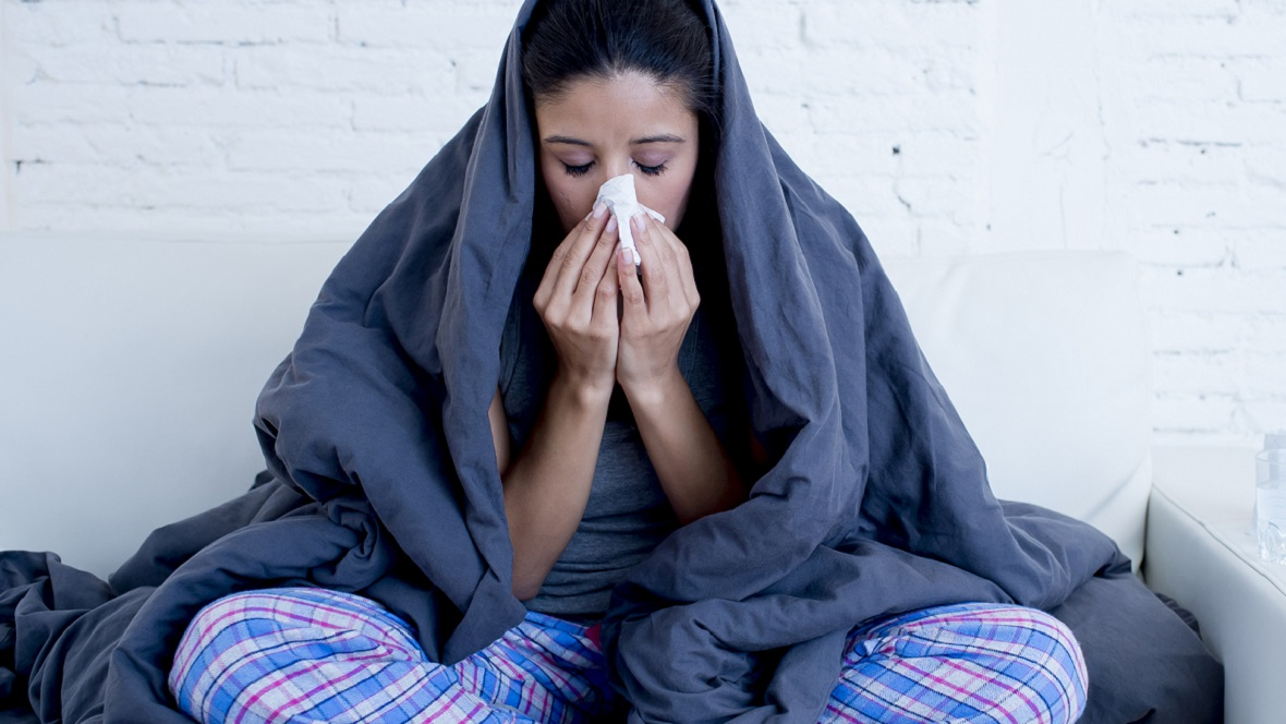 Erkältung in der Schwangerschaft