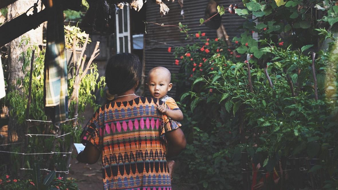Baby-Talk steckt allen Müttern in den Genen