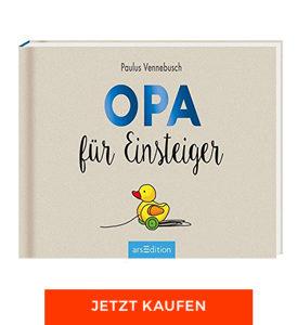 Opa für Einsteiger von Paulus Vennebusch