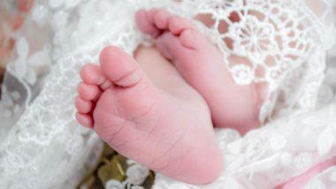 Füße eines Babys - da sind Sprüche zur Geburt als Glückwünsche angemessen