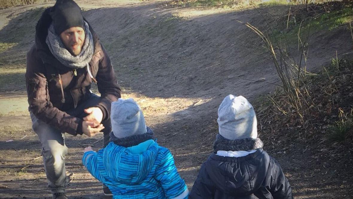 Bild von thomas-breves und seinen Kindern