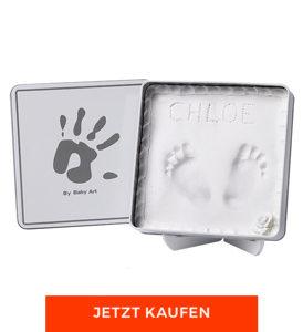 Baby Art One Step Geschenkbox zur Geburt
