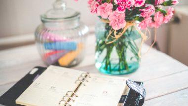 Mit einem Eisprungkalender ist es einfacher, deinen Eisprung berechnen zu können, um fruchtbare Tage zu ermitteln