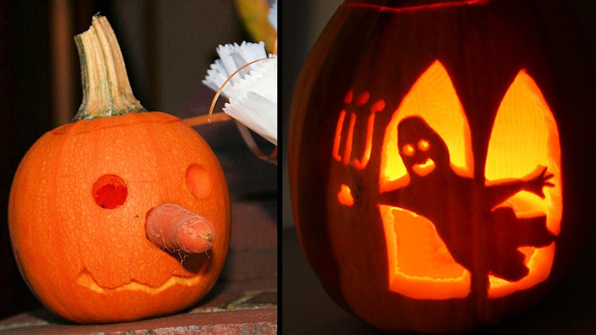 Halloween Kürbis Schnitzen Einfach Anleitung In Nur 7 Schritten
