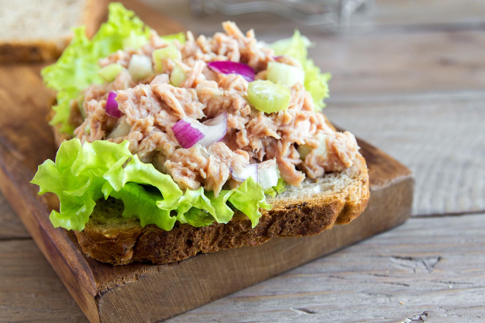 Thunfisch & Schwangerschaft ist keine gute Mischung