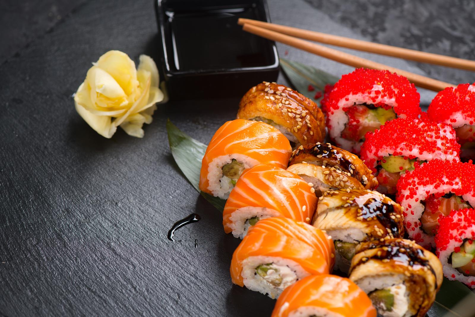 Ist Sushi in der Schwangerschaft erlaubt?