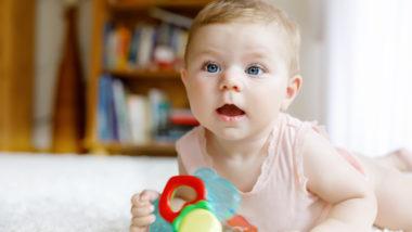 Baby 20 Wochen - Baby 5 Monate