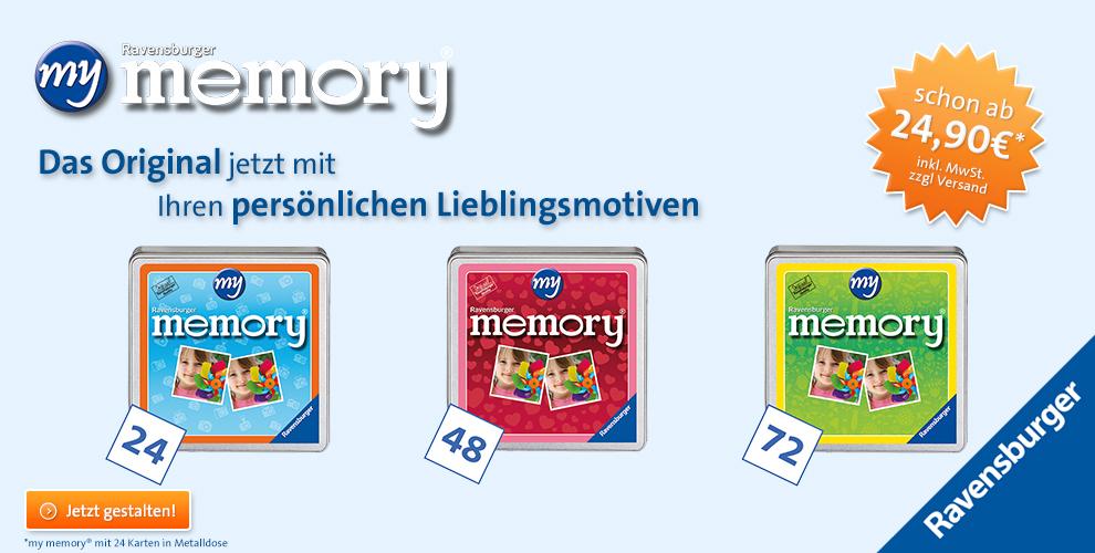 My memory von Ravensburger