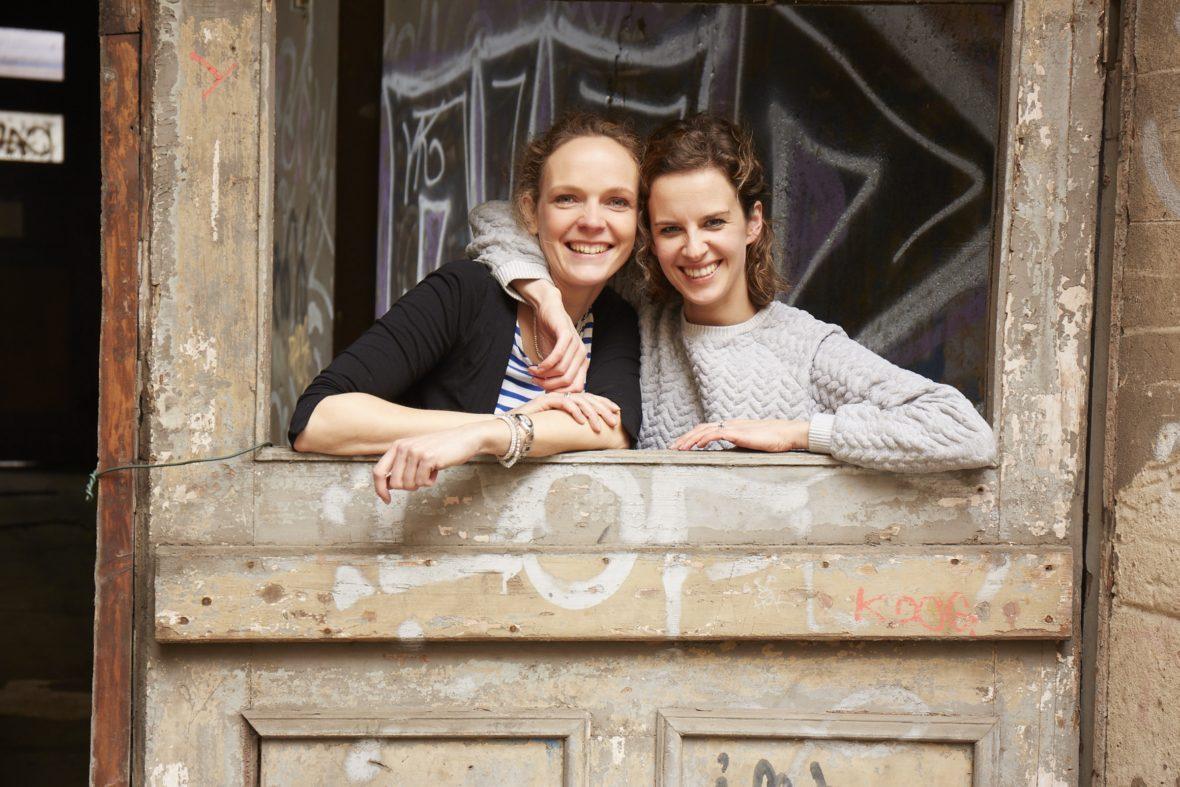 Stadtmama Katharina und Landmama Lisa