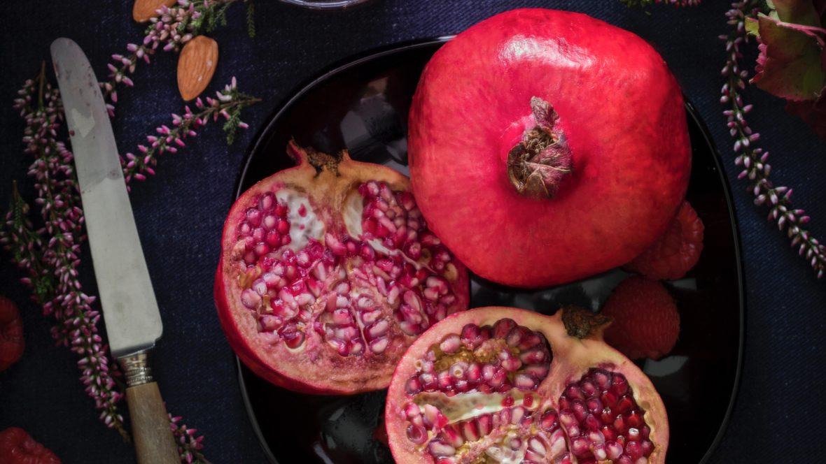 Darum sind Granatäpfel gesund.