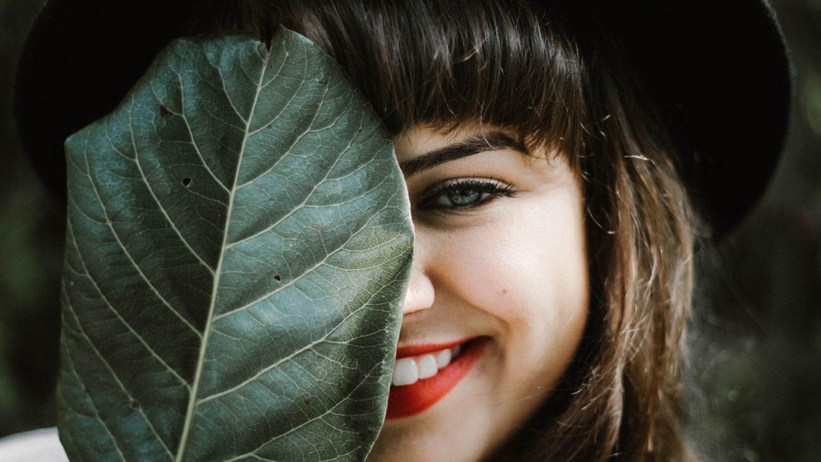 Ein Lächeln kann Welten bewegen, warum also damit geizen?