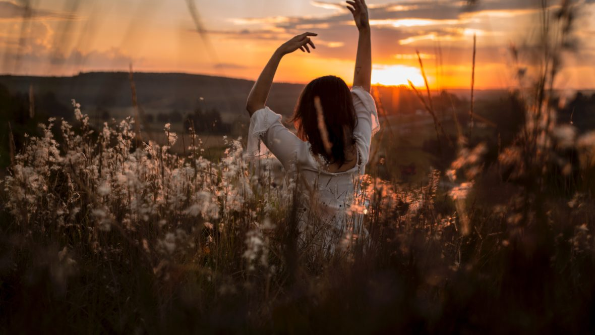 Optimismus und Dankbarkeit sind eine Kombination, die niemand im Leben missen sollte.