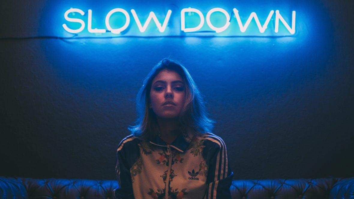 Mach langsam: Stress ist nicht gesund!