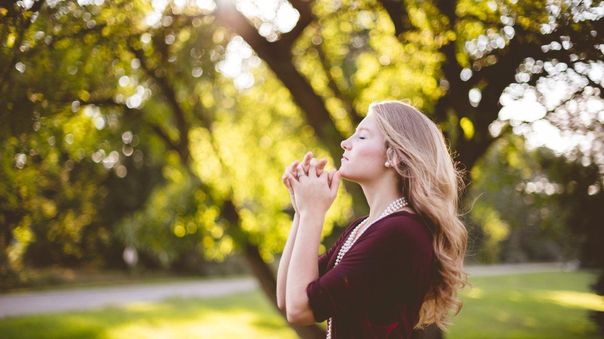Beruhigung ist wichtig, um entspannt und glücklich durch's Leben zu gehen.