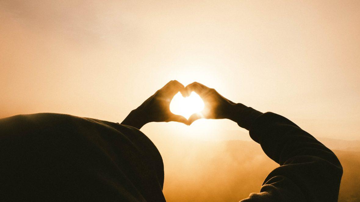Das Herzchakra ist unser wichtigstes Zentrum.