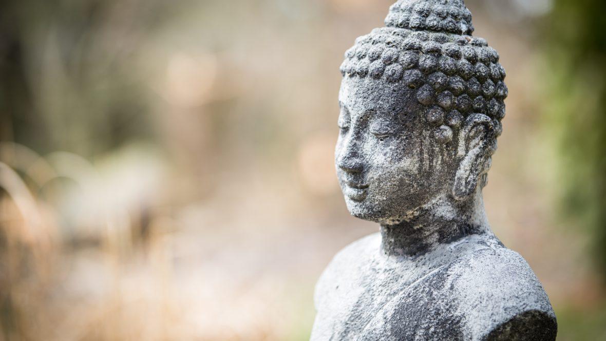 Meditation befreit uns von zwanghaftem Denken.