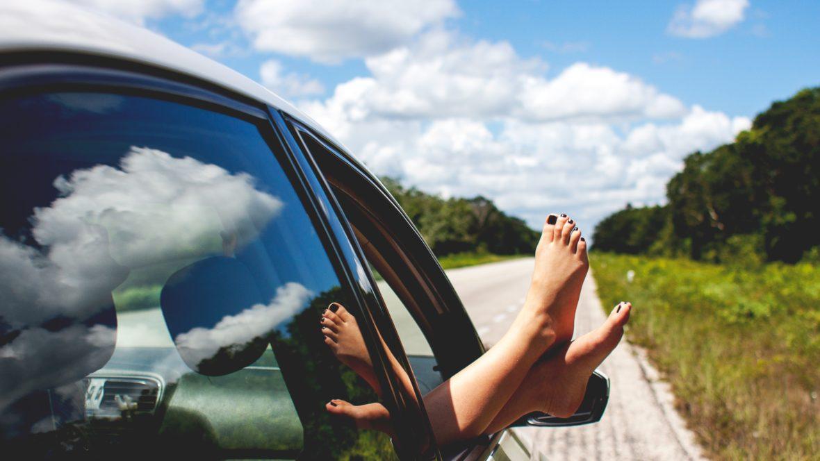 Deine Fußreflexzonen sind der Schlüssel zur Gesundheit.