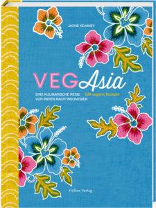Cover Kochbuch VegAsia