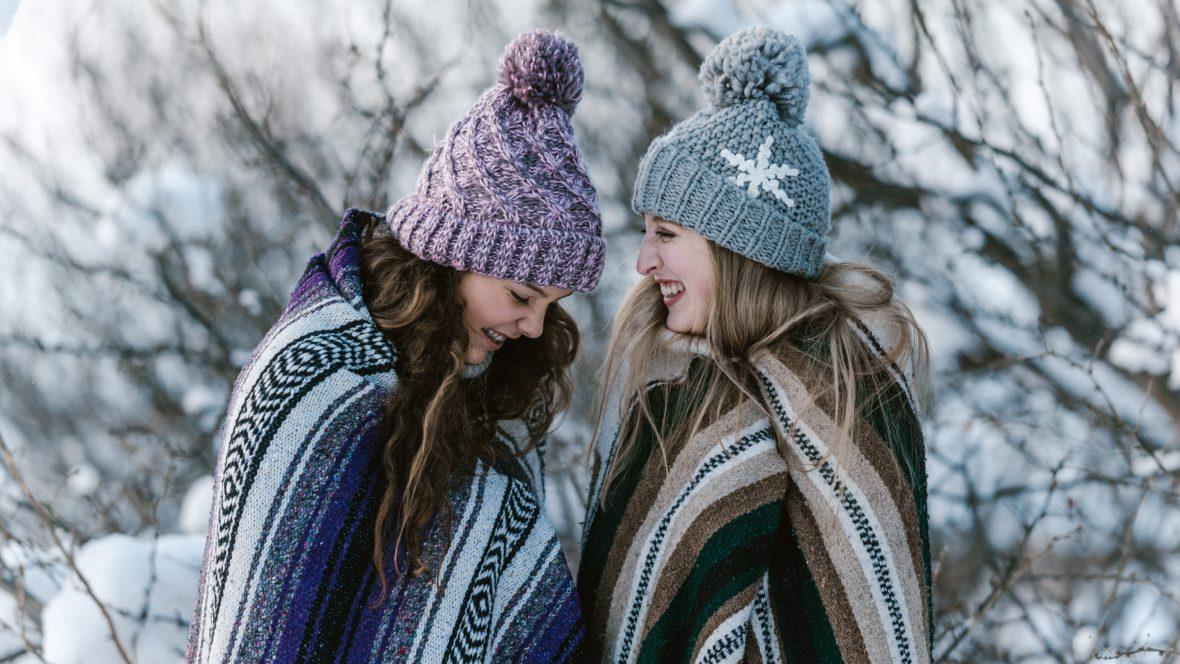 So kann dir die Kälte nichts mehr ab.