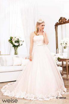 Brautkleid Duchesse verspielt