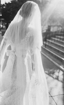 Brautschleier Dana Grant Photography USA