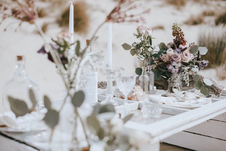 Trau Dich Fee Herzdame Hochzeitsdekoration Blumen Deko Fur Eure