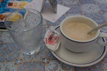 """Eiskaffee"" auf Gran Canaria"
