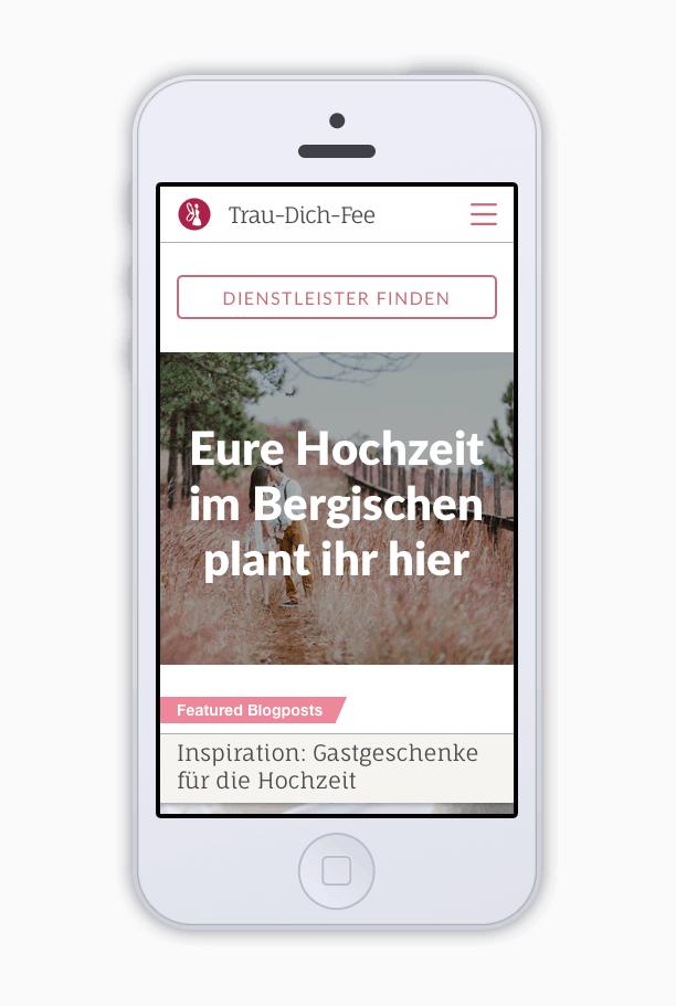 Vorschau Trau-Dich-Fee Design