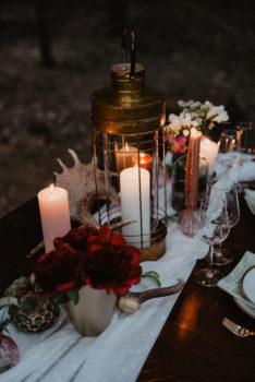 Romantische Waldhochzeit NRW
