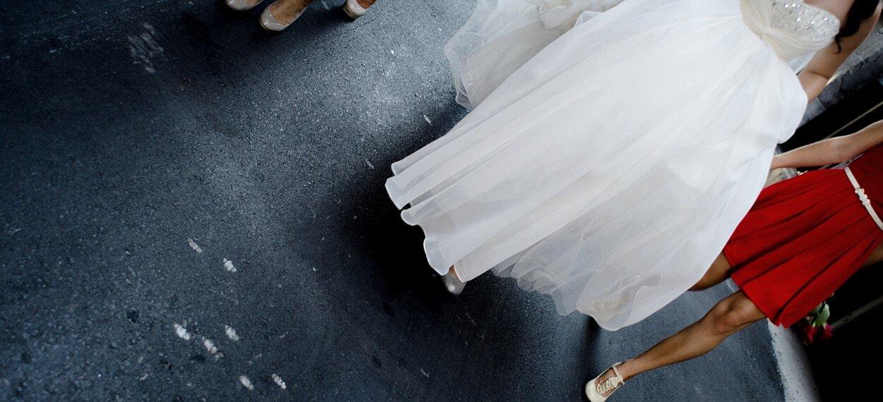 Bridal Buddy Alternativen – so kann Braut alleine auf Toilette gehen