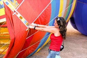 heißluftballonfahrt auf mallorca