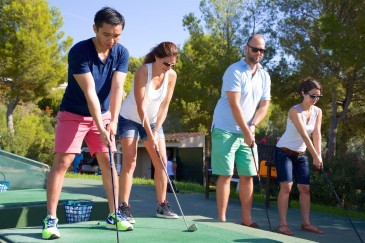 Golf course beginners mallorca