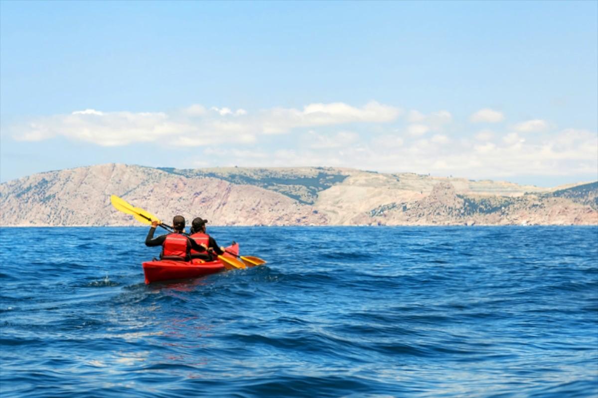 Sea kayaking mallorca