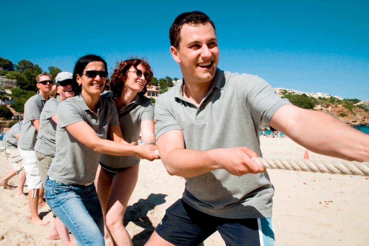 Mallorca Beach Olympics